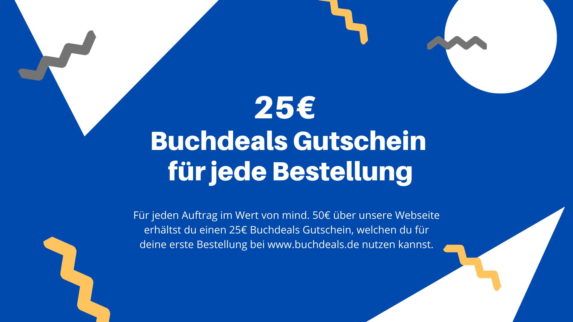 Buchdeals Rabattcode, Buchdeals Coupon, Buchdeals Gutschein