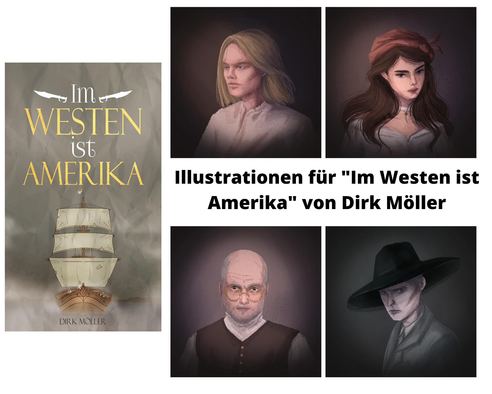Im Westen ist Amerika - Dirk Möller