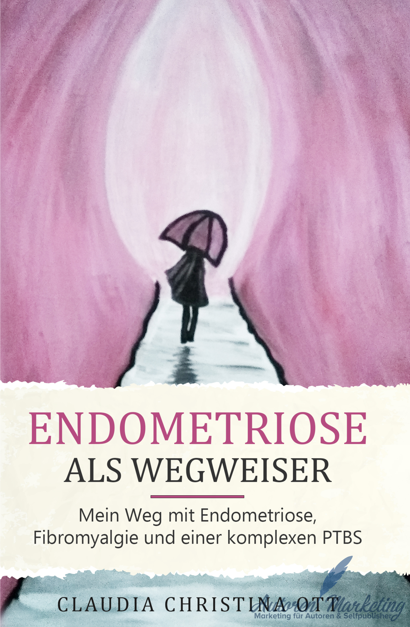 Endometriose Coverdesign Sachbuch